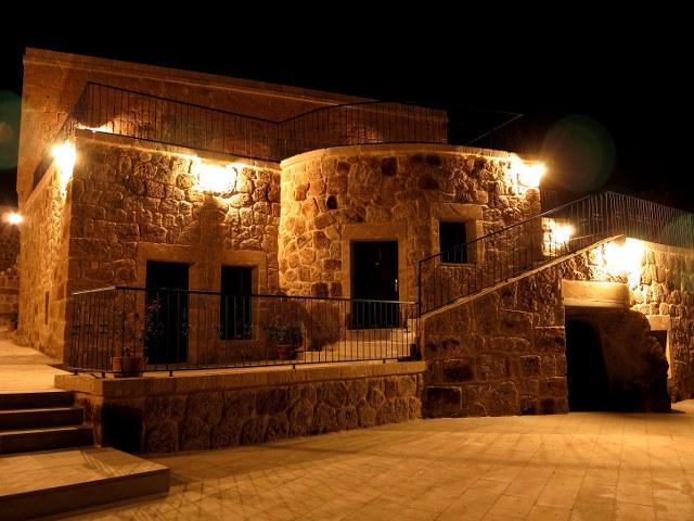 Antik Gelveri Cave Hotel